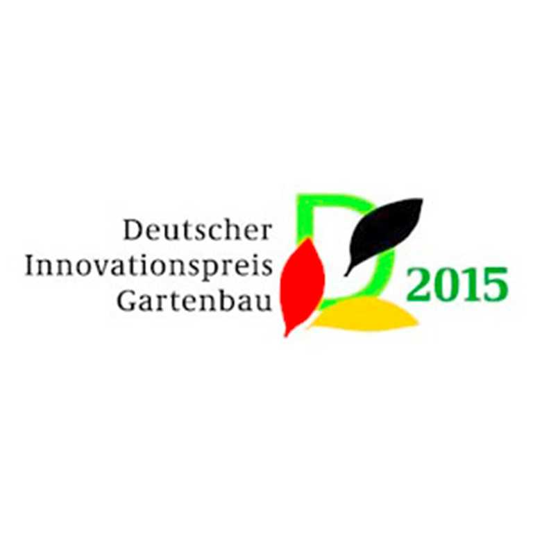 Deutscher Innovationspreis Gartenbau 2015